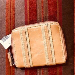 LIZ Claiborne New Tan Wallet.
